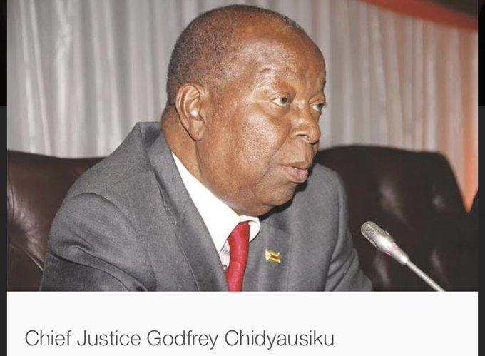 Chief Justice Godfrey Chidyausiku https://news.pindula.co.zw/
