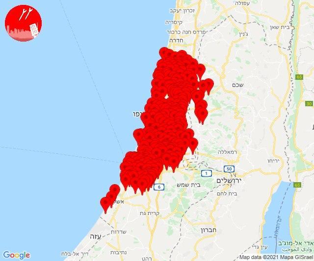 "اسرائيل في البحرين ""  And now in Tel Aviv. The Hamas terror organization continues to bombard…"