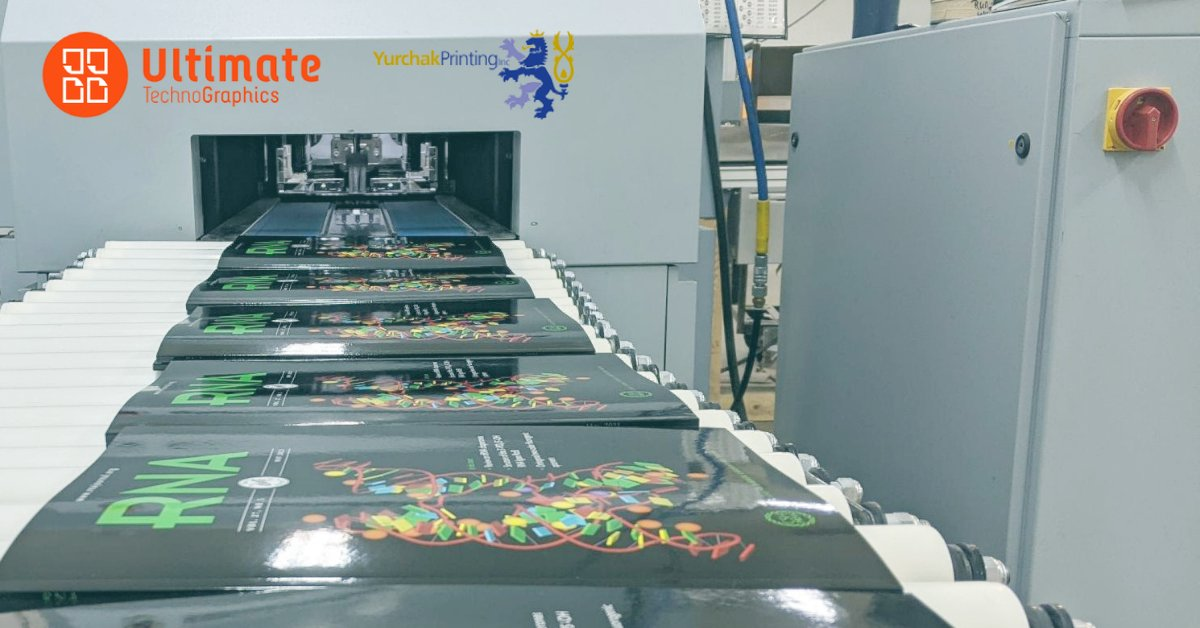 Learn more how Ultimate Impostrip® assisted Yurchak Printing Inc, in providing a reliable service to their customers!
