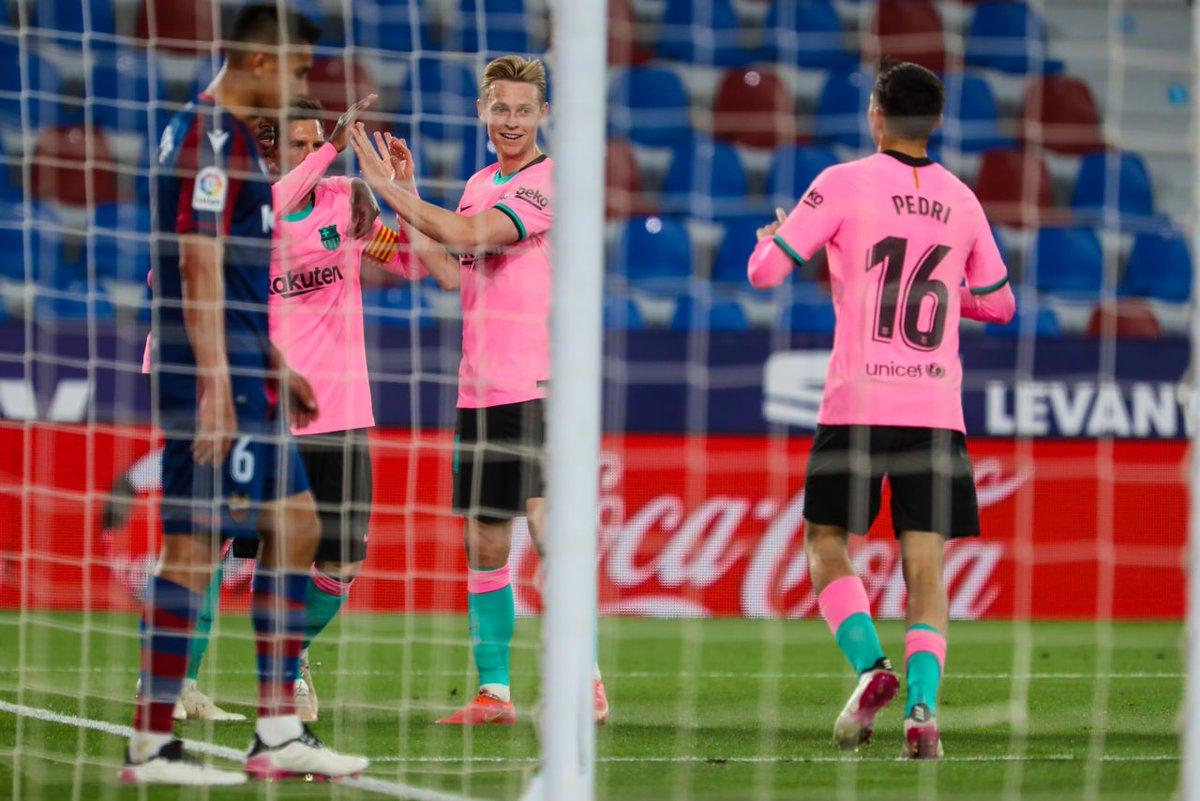 @FCBarcelona's photo on Pedri