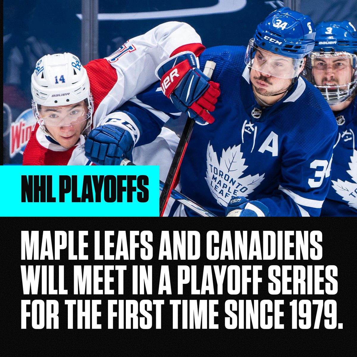 @theScore's photo on Leafs