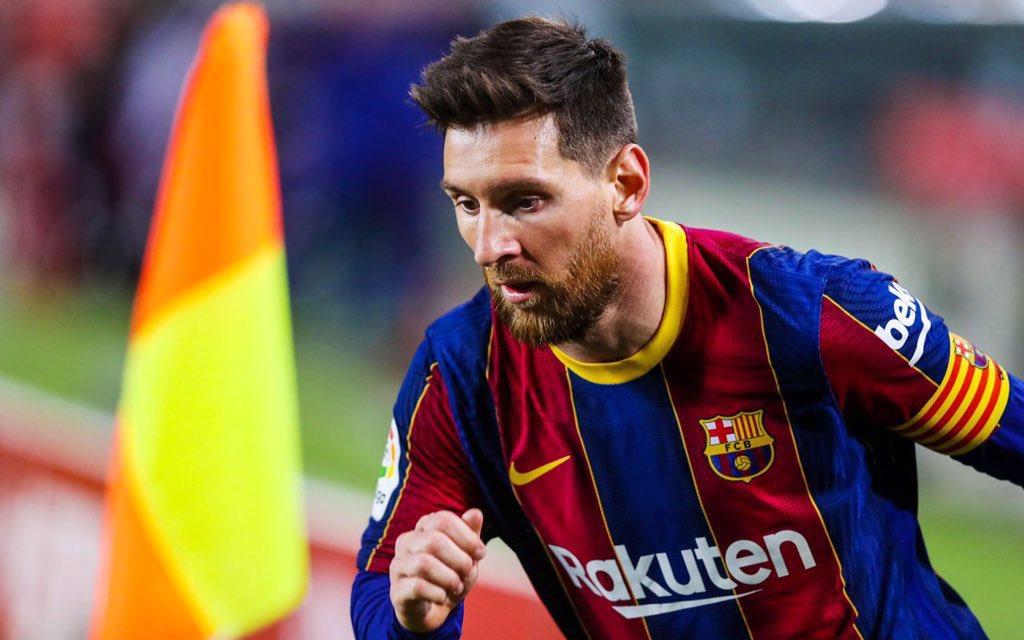 @CrewsMat19's photo on Messi