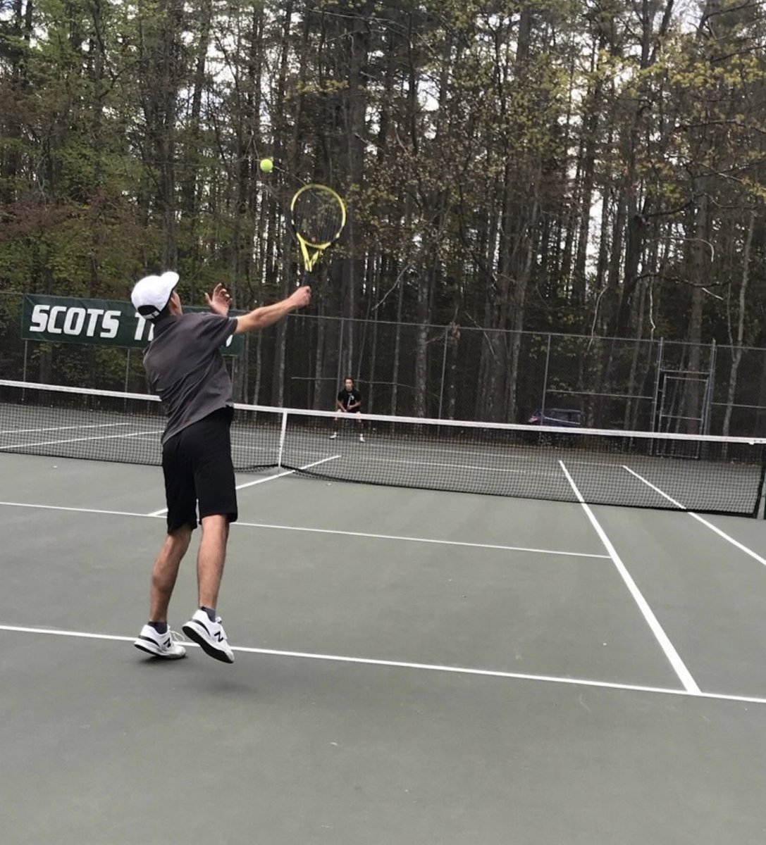 test Twitter Media - Wildcat Men's Tennis moves to 5-1 on the season today 3-0 vs Bonny Eagle. @YHSWildcats  Singles—Brody Waters (Y)def. Timmy Zidle, 6-0, 6-2 Nathan Pfirman (Y) def. Ken Beaumier, 6-0, 6-1 Doubles—Ben Soares /Luke Healey (Y) def. Riley Mckinley/Hayden Triance, 6-4, 6-1 https://t.co/fHqRhbBBTU
