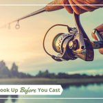 Always look up and look out for electrical equipment when picking a new fishing spot.  Anglers can put themselves in danger by fishing too close to overhead power lines.