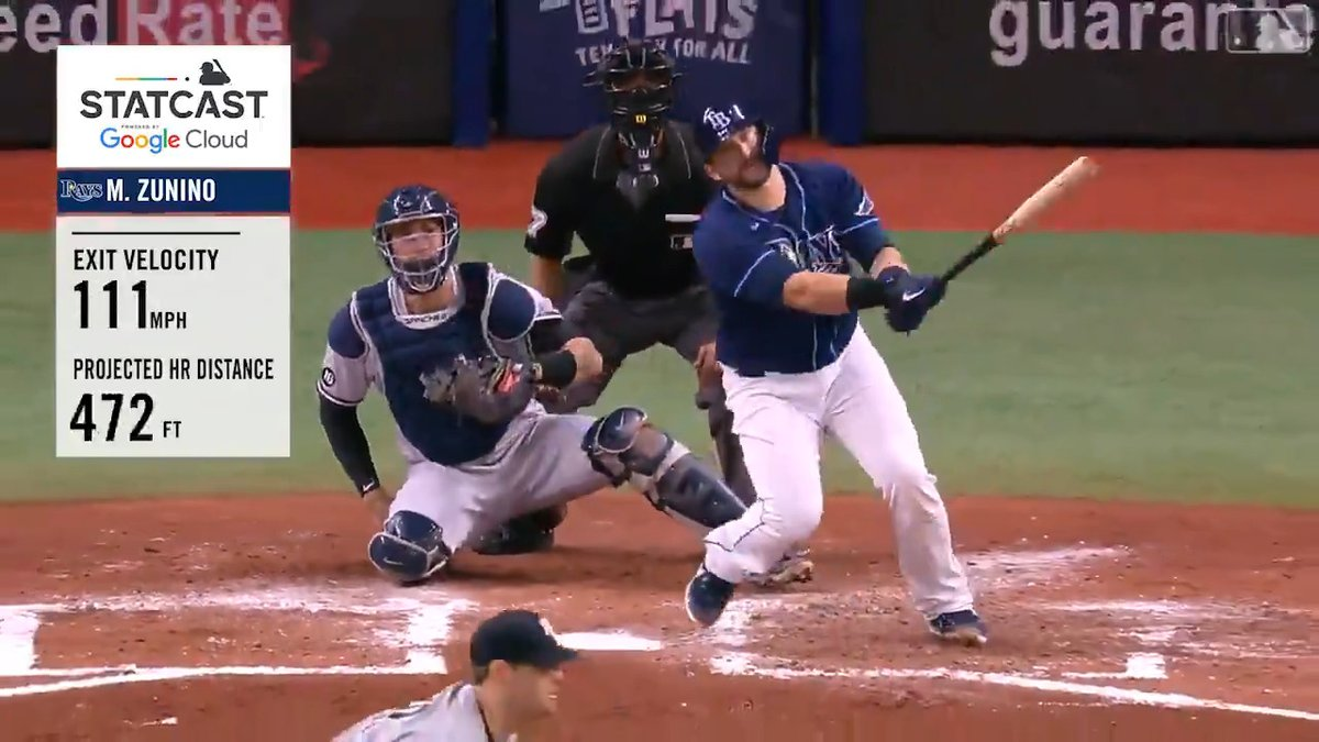 @MLBStats's photo on Zunino