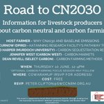 Katanning Research Facility's strategy for Carbon Neutrality by 2030 https://t.co/ef3tgS4678  To be discussed at #RoadtoCN2030 More at https://t.co/Vc4GfKxSWU