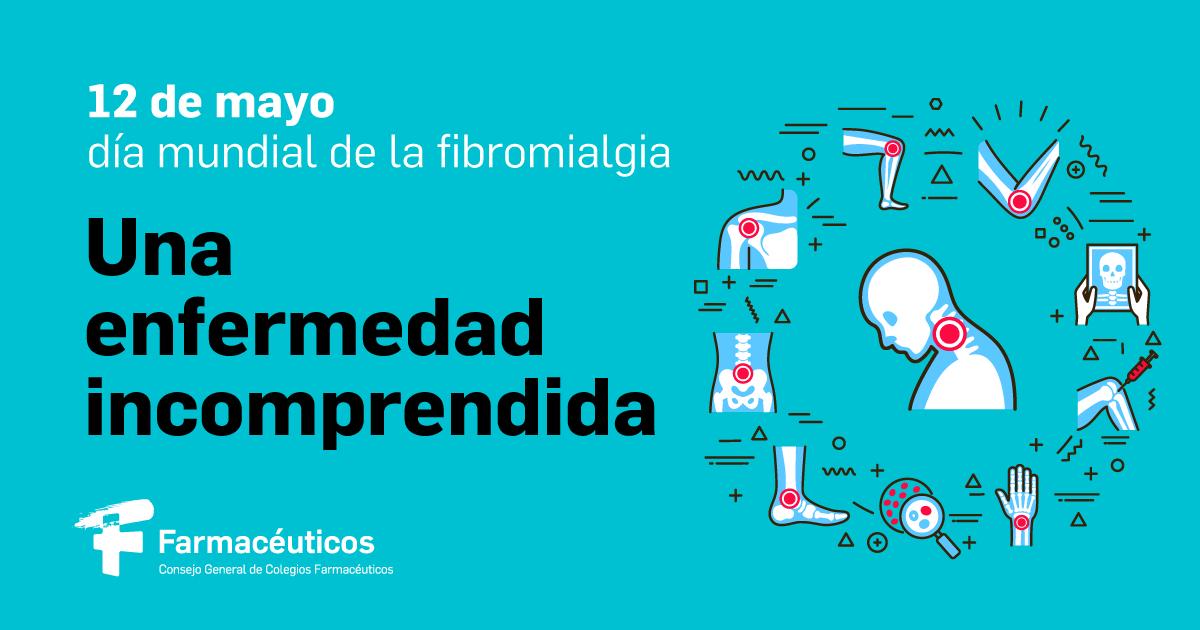 test Twitter Media - ❗️Avui se celebra el #diamundialdelafibromialgia  S'estima que a Espanya la fibromiàlgia pot arribar a afectar entorn d'un milió de persones, fins al 4,5% de la població. Els professionals farmacèutics, compromesos amb una malaltia incompresa. ℹ️ https://t.co/VA0mnhjBkk https://t.co/kgdiUp1fNe