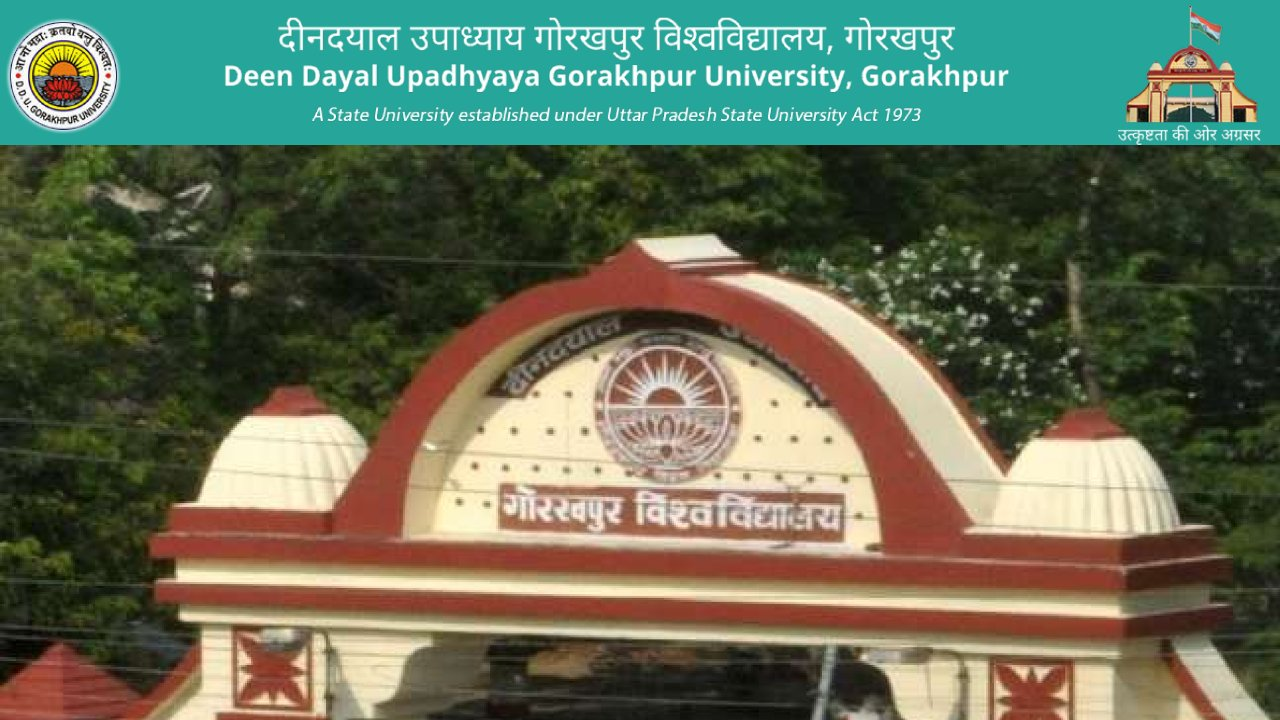 Faculty Positions – Regular at Deen Dayal Upadhyaya Gorakhpur University