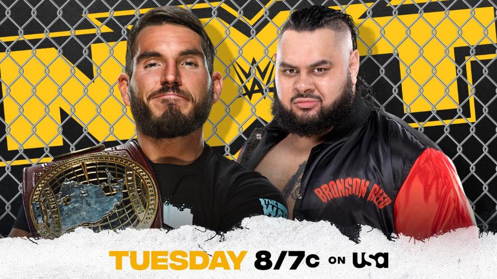 WWE NXT TakeOver, Title Defense, Steel Cage Match Announced 125