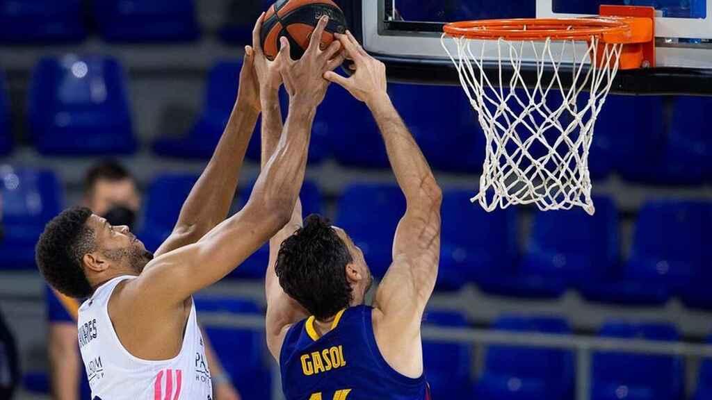 🏀 EDY TAVARES, mejor defensor de la temporada de la ACB