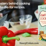 """""""More than 'just' a cookbook, this is a fun collection of recipes with a cozy mystery twist sure to tantalize your taste buds and your avid reader radar as well."""" A BAD HAIR DAY COOKBOOK #mystery #cookbook  https://t.co/FD4IMQAJHV"""