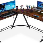 L Shaped Desk for $49.60!!  Use promo code; FB9FXUNH  https://t.co/7xClQhdzJK