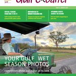 The latest edition of our newsletter, The Gulf Croaker, is now online. Read about our current projects. Check out the regional events calendar. And you'll love our spread of  your wet season photos. Download The Croaker at https://t.co/qK6WrW66iY Print version in the mail soon.
