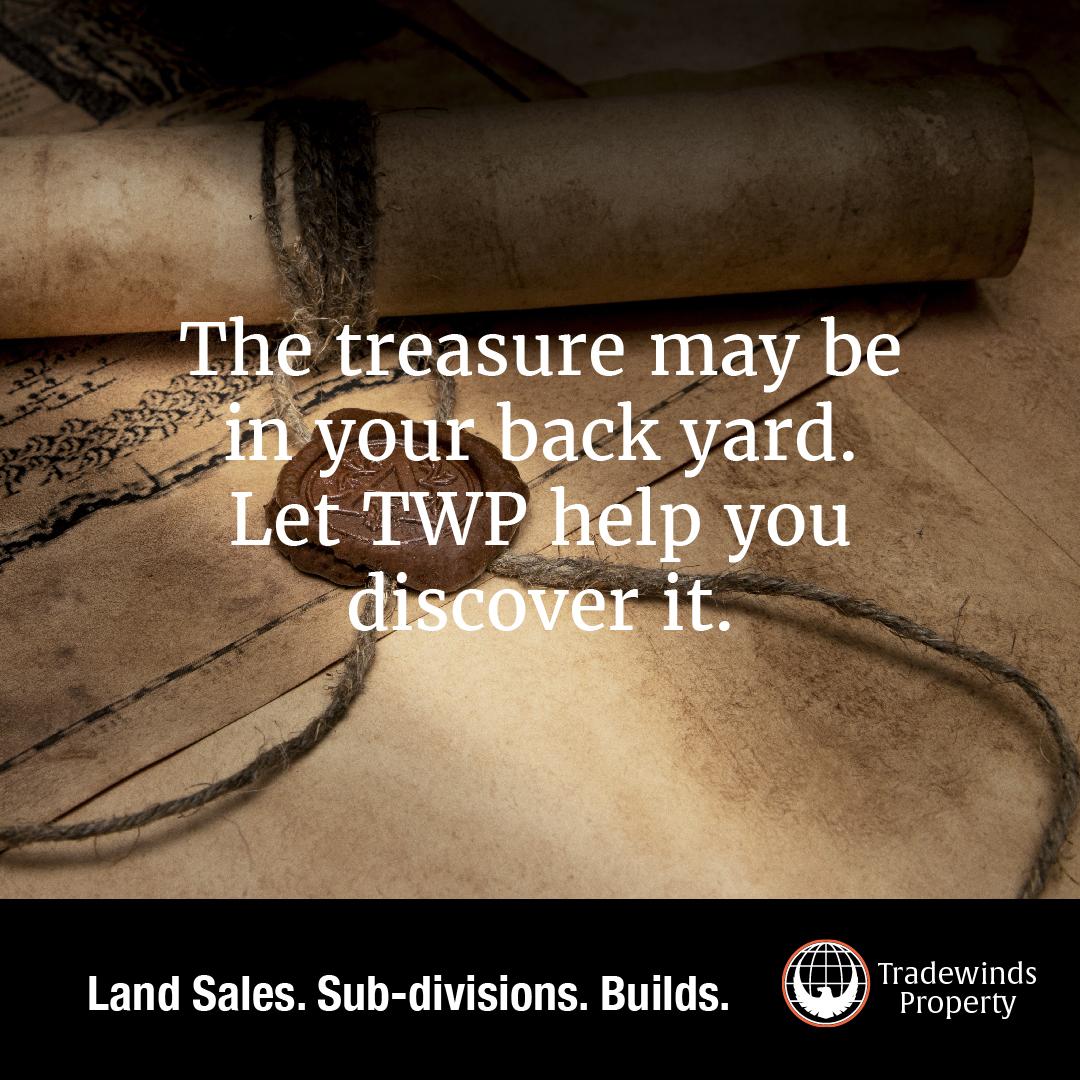#realestate #landforsale #backyardgold #maximisereturn #subdivision #landsales https://t.co/ilXq4PBHpx