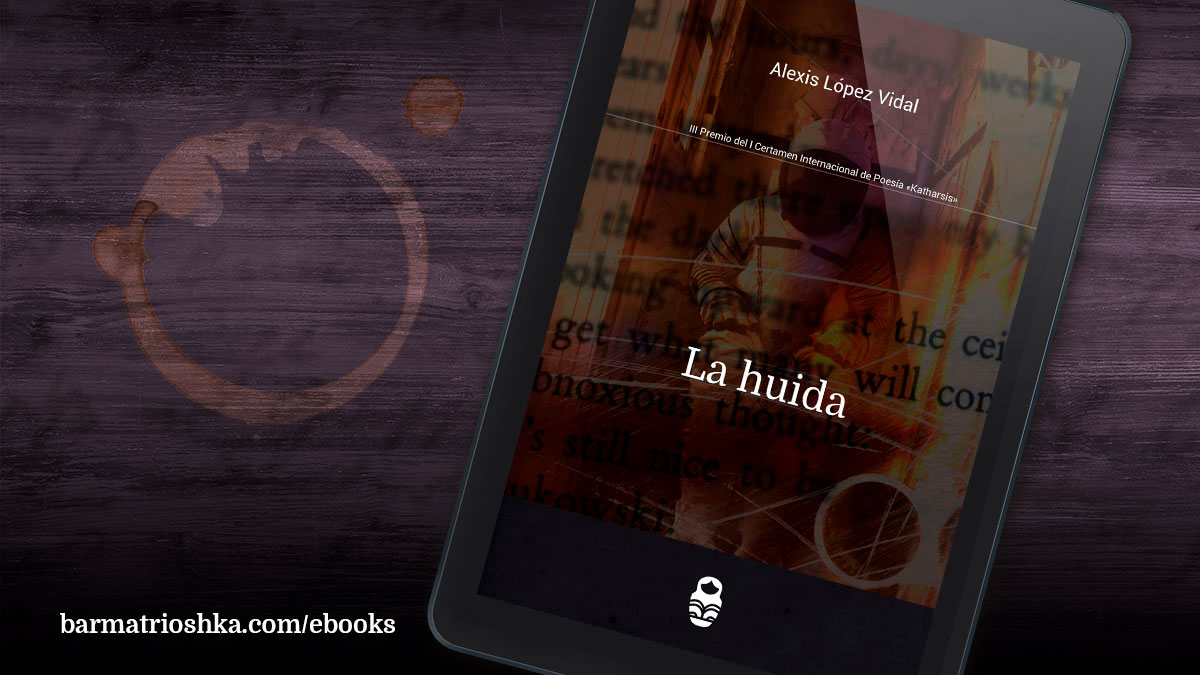 El #ebook del día: «La huida» https://t.co/eIEQr7J14j #ebooks #kindle #epubs #free #gratis https://t.co/maNx1ZNvOM