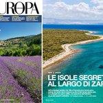 Image for the Tweet beginning: #Croatia features in Italian media