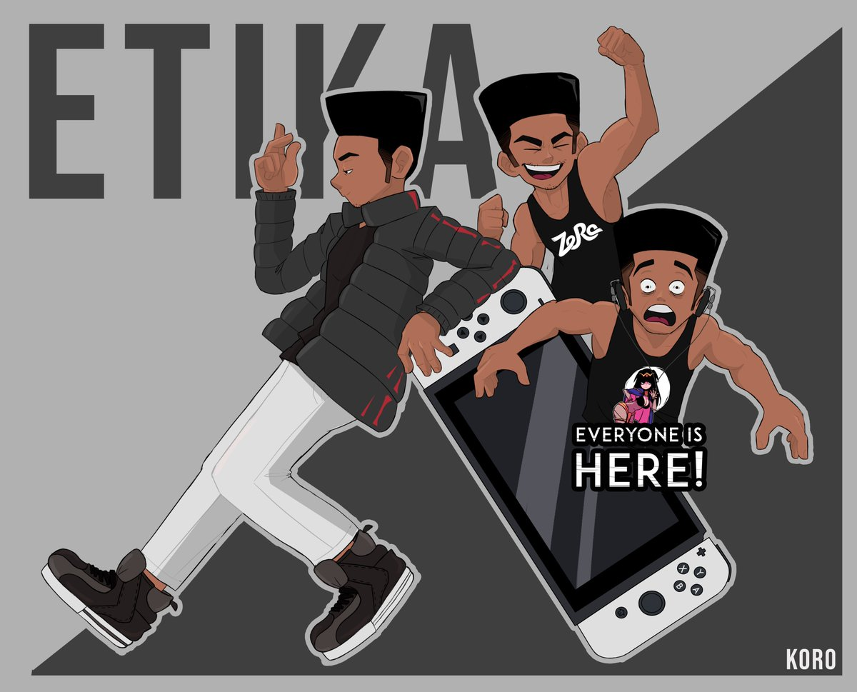Happy Birthday Etika  I miss you so much, you are still one of my biggest inspirations. Thank you so much for all the moments, for all the lessons and for all the happines you gave me.  You made my life so much better.🖤 #JOYCONBOYZFOREVER https://t.co/21Kz5xGs5D