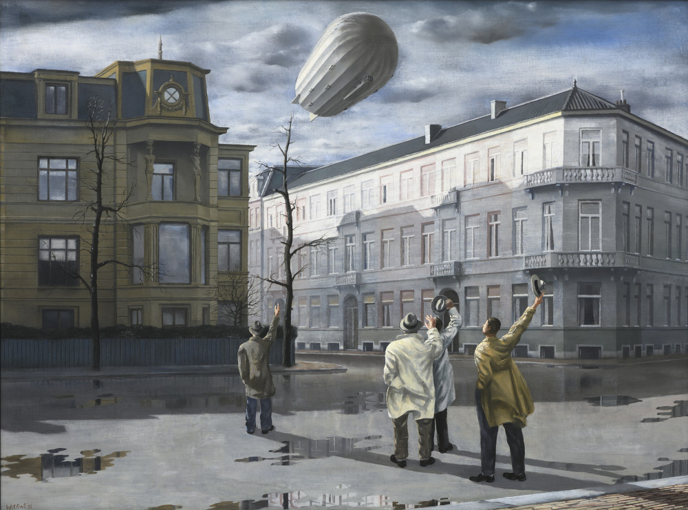 Faith in the future and impending doom in interwar paintings https://t.co/eLf6q5mRVV https://t.co/XIvcvRTqYz