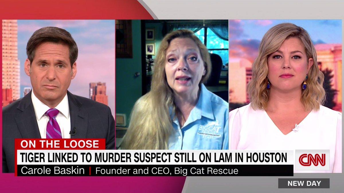 @CNN's photo on Carole