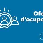 Image for the Tweet beginning: 👷🏼♀️ OCUPACIÓ | Demà és