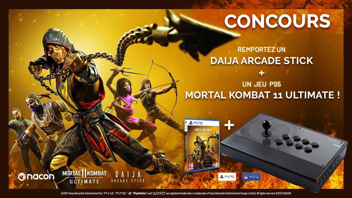 @wbgamesfr's photo on Mortal Kombat