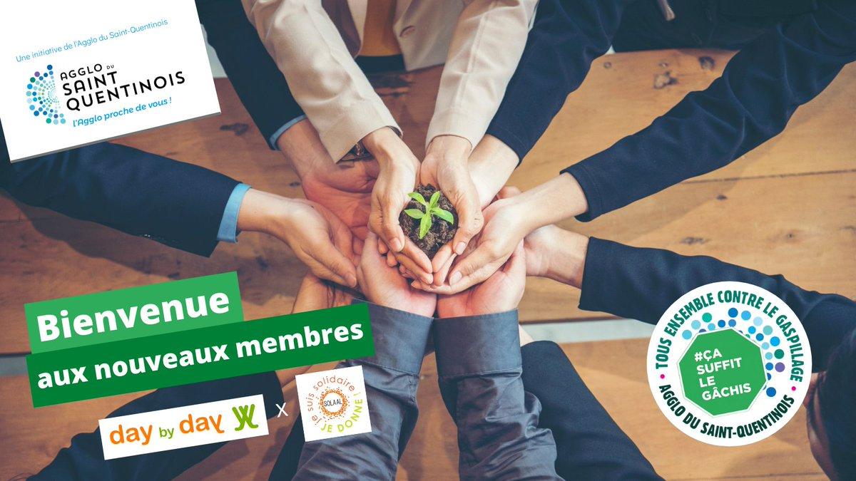 Depuis mars 2017, des dizaines d'acteurs #locaux se sont engagés dans le Réseau pour Éviter le #GaspillageAlimentaire (REGAL) ️Day by Day, une #épicerie vendant des produits en vrac et l'#association SOLAAL Hauts-de-France ont désormais rejoint ce programme https://t.co/7UWpQRrg8N