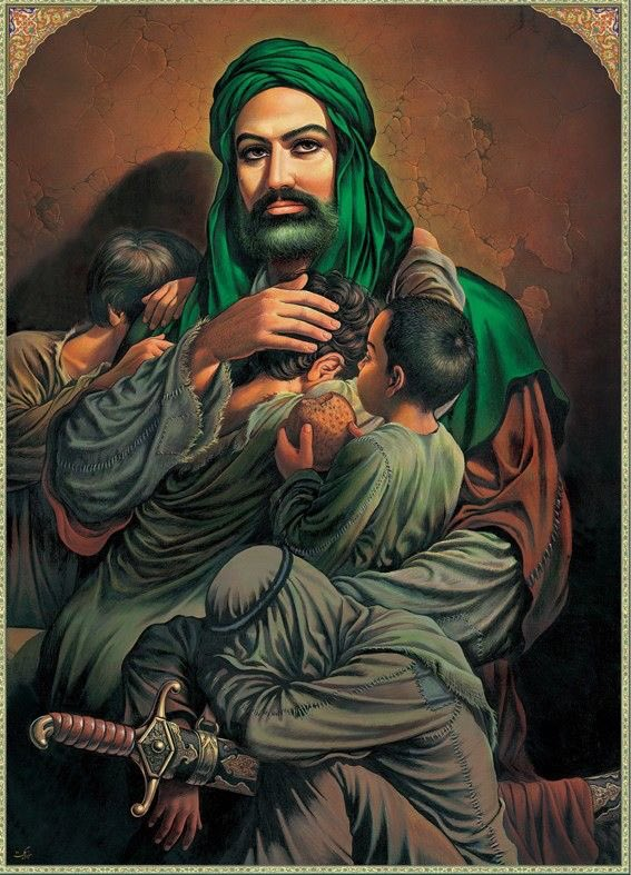 Re-post  MATA RASULULLAH PUN BERLINANG  Pada saat malam Takbiran, Sayyidina Ali ibn Abi Thalib terlihat sibuk membagi-bagikan gandum dan Kurma. Beliau bersama istrinya, Sayyidah Fathimah az-Zahra, Sayyidina Ali menyiapkan tiga karung gandum dan dua karung Kurma. https://t.co/odA1YhvD4h