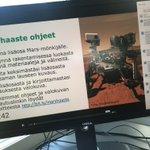 Image for the Tweet beginning: Pikahaasteet siivittää Innokas-turnaustapahtumaa, päivän toinen