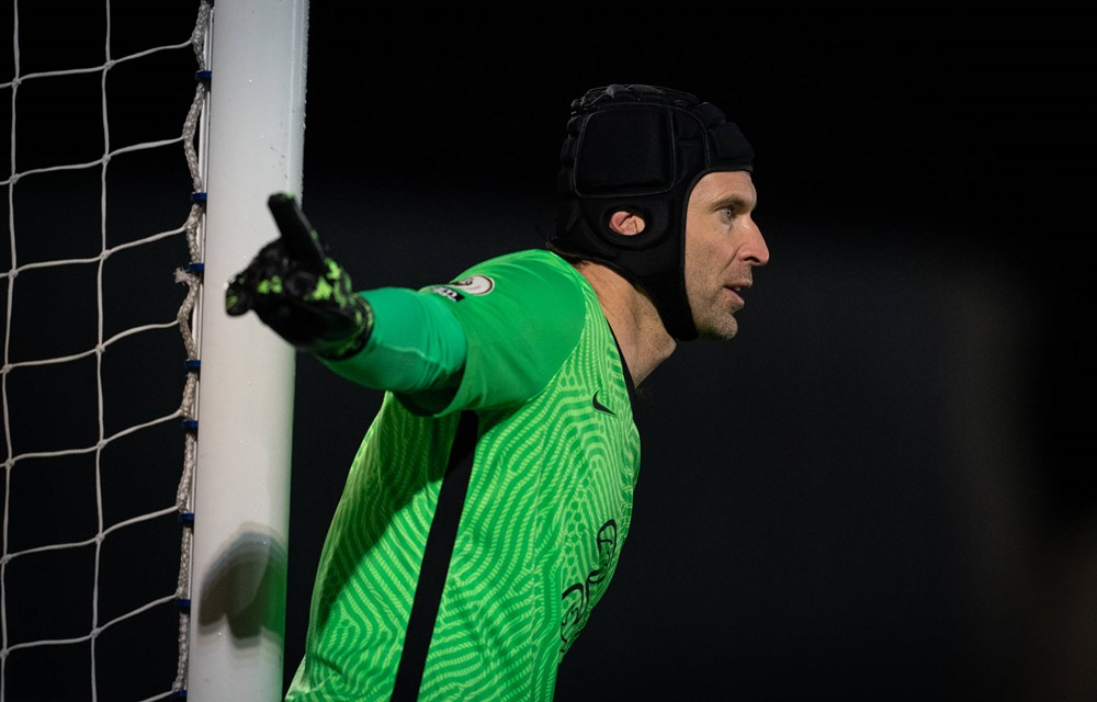 CECH AGREES WITH NEUER ON MENDY