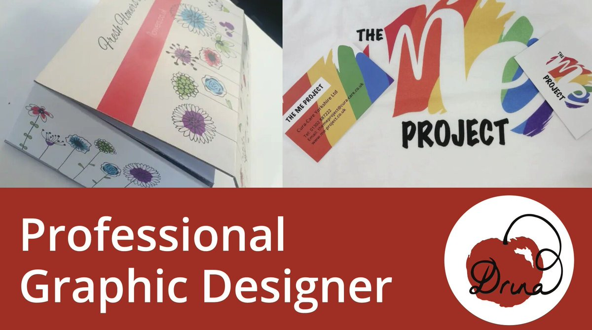 Are you searching for a professional graphic designer based in Yorkshire? If you need professional, affordable brochure design, then please don't hesitate to contact me, i'd be more than happy to provide more info :) https://t.co/r6dvVrCokw  #logodesign #webdesign