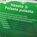 Image for the Tweet beginning: Uutta luova turnaustapahtuma huipentui yhteisölliseen