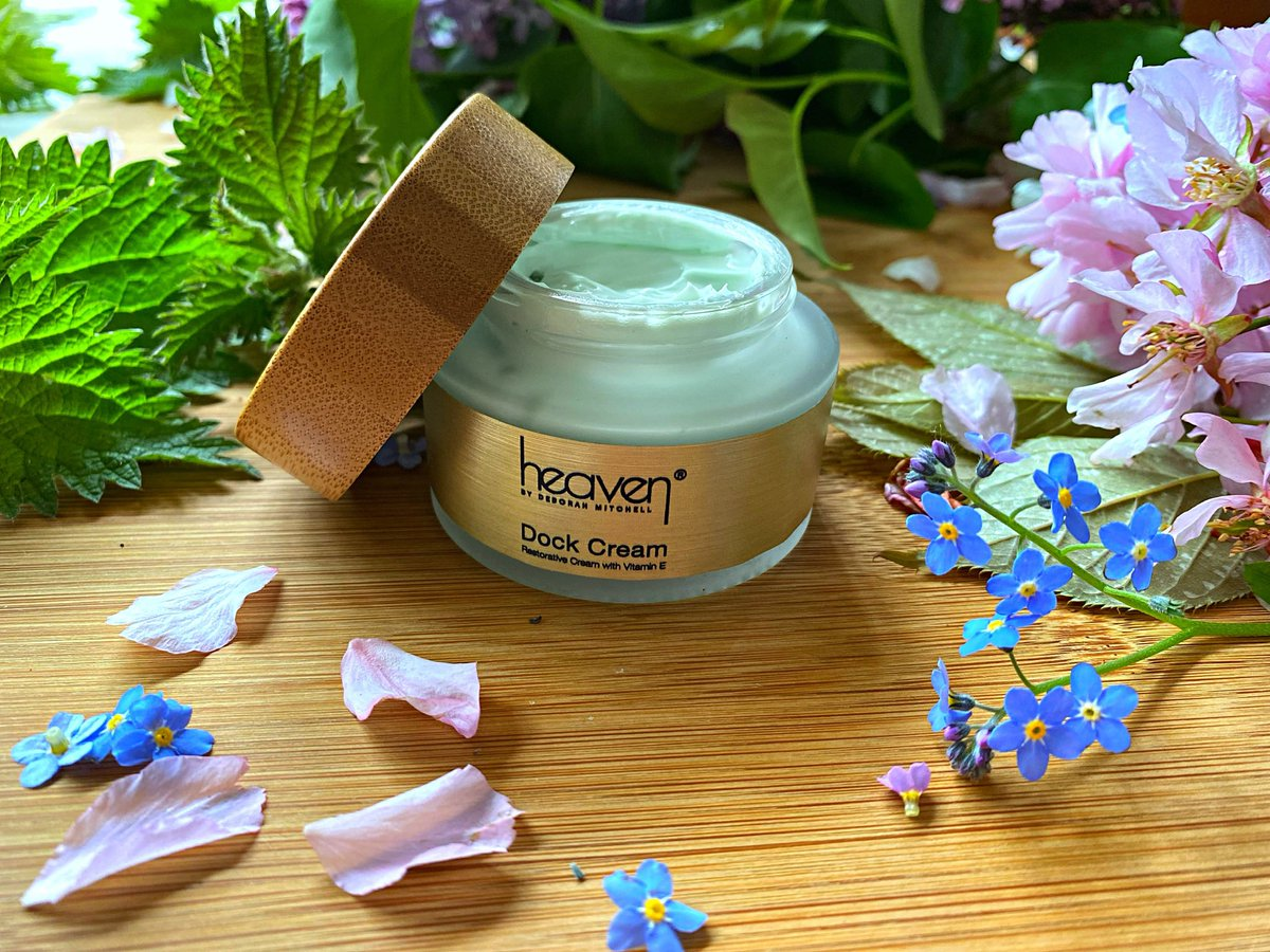 If you're suffering from sensitive skin don't call the doc's ... we've got Dock Cream! Use to soothe and heal swelling and soreness #heavendockcream https://t.co/qdIPR8llnP https://t.co/UsTr8pErHY