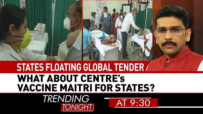 Watch #TrendingTonight with Sanket Upadhyay at 9:30 PM only on NDTV 24x7
