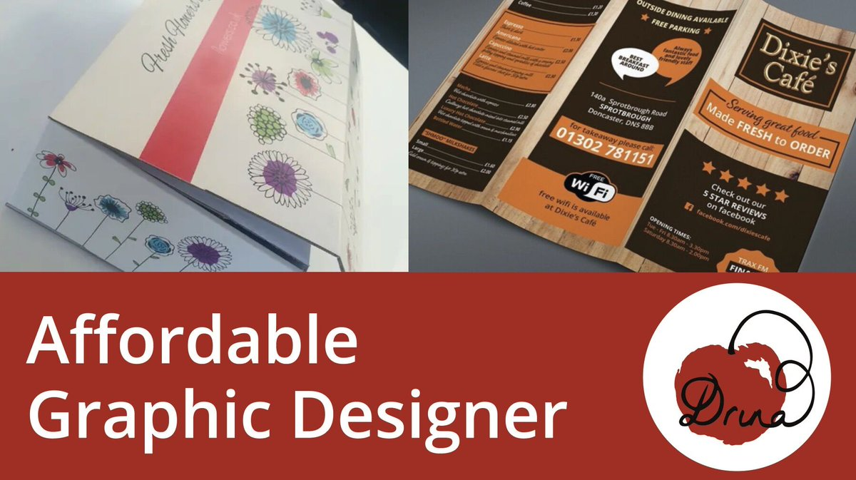 Are you looking for a creative graphic designer based in Yorkshire? If you need professional, affordableweb design, then please don't hesitate to contact me, i'd be more than happy to give you a quote :) https://t.co/r6dvVrCokw  #doncaster #freelancedesigner