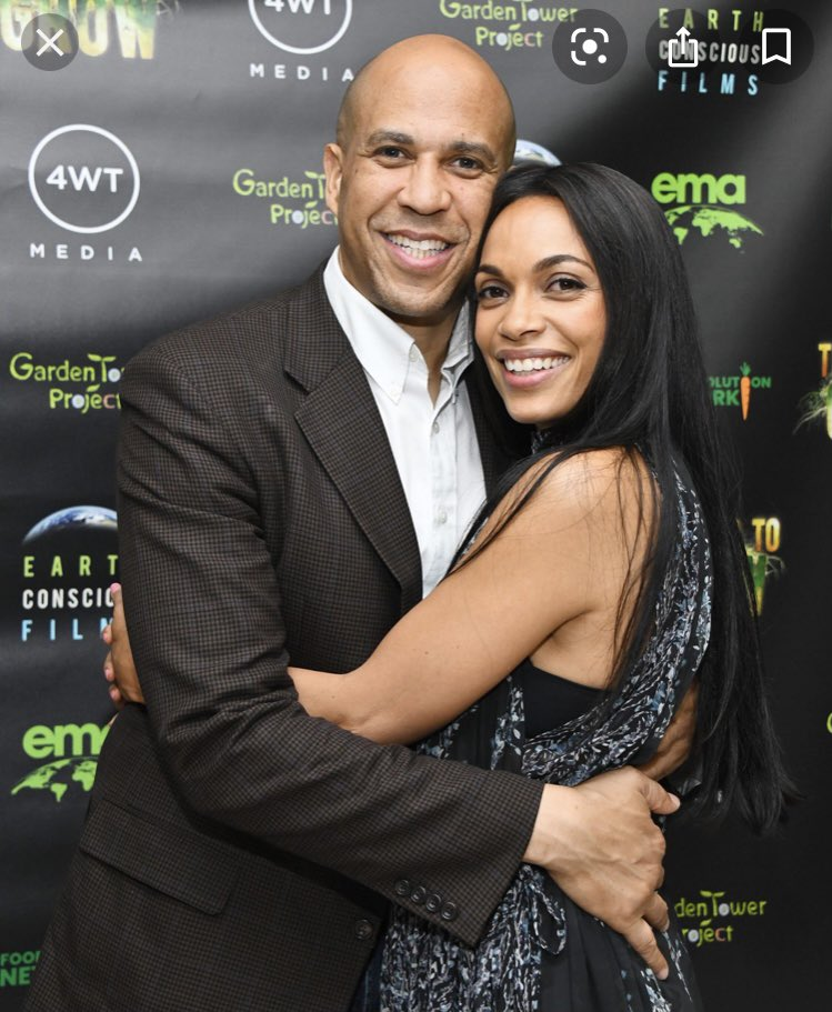 """We need LOVE!"" - Cory Booker @CoryBooker. Choosing to #LightUpTheLOVE for yourself, everyone & everything is an empowering way of life & what the world wants and needs now. #LUTL Actionists are powerful. Action=Change. #EqualityForAll #StrongerTogether 💡🆙❤️ @rosariodawson 🙏🏻"