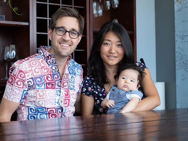 When their newborn developed a fever, first-time parents Vivi Xie and Matt Kukla were shocked to learn he had meningitis. Learn how timely postpartum care made all the difference for baby Kai. https://t.co/vPQeGQ54Zi https://t.co/g5JC3uebyG