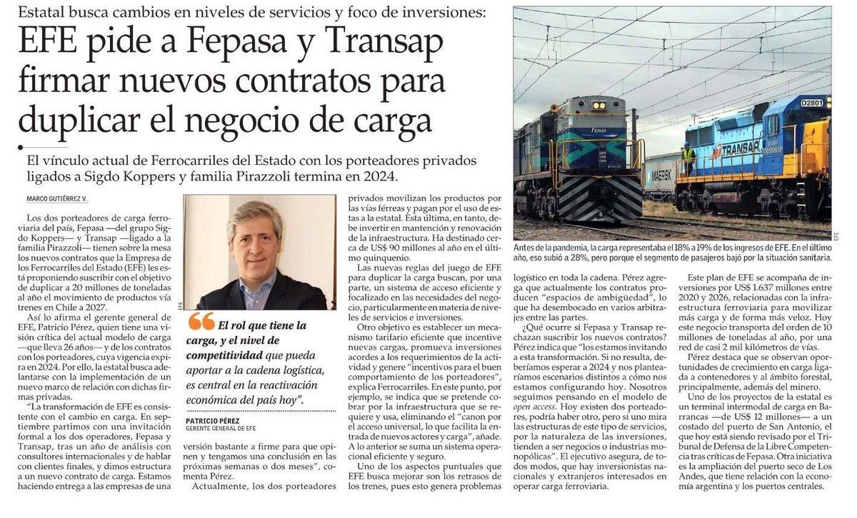 #TransporteyConectividad