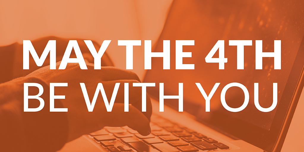 If you only knew the power of the #darkside, you'd review your #cybersecurity defenses. #MayThe4th https://t.co/wXMZNXE8bY https://t.co/barrCGmjR1