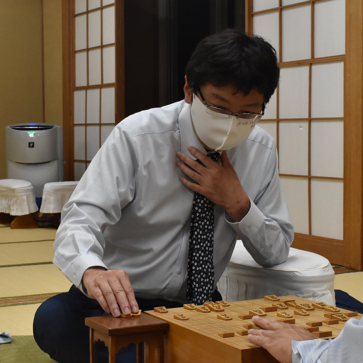 朝日新聞将棋取材班さんの投稿画像