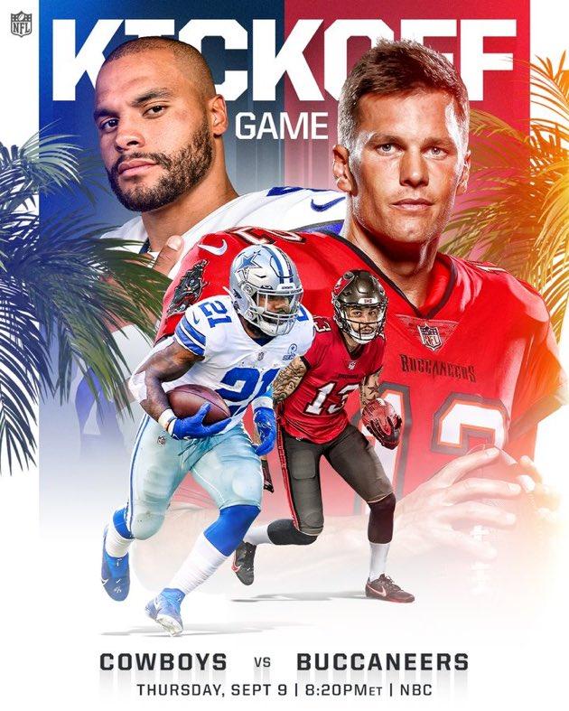 Cowboys-Bucs @nfl graphic is 🔥🔥 https://t.co/TJjDZDTkxC
