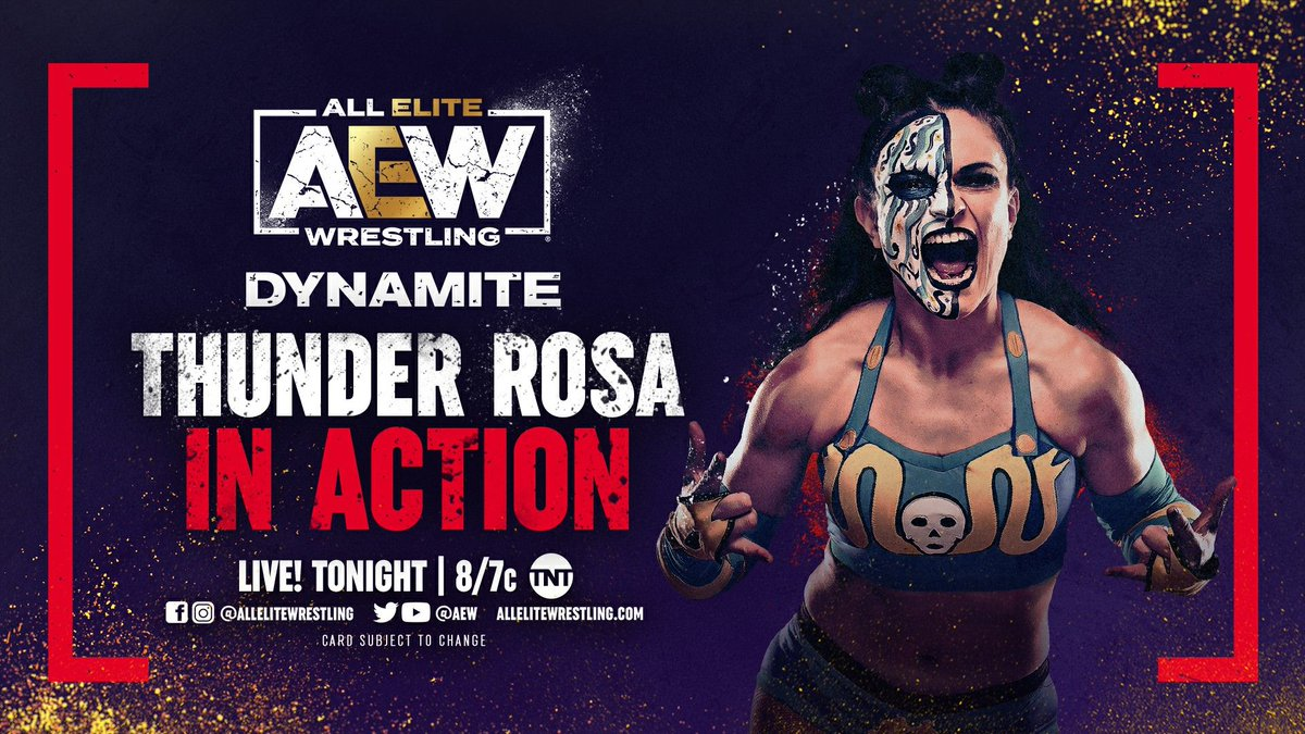 New Match And Segment Set For Tonight's AEW Dynamite