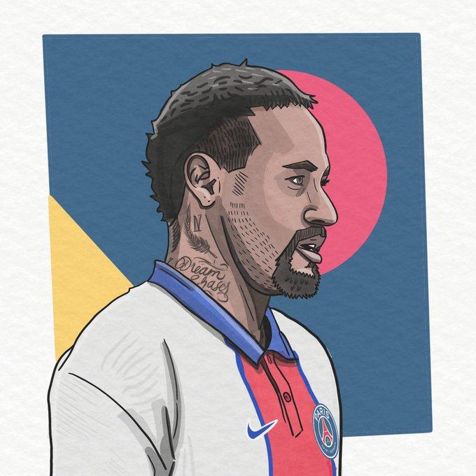 نيمار بعد عقده الجديد مع باريس حتى عام 2025! 30