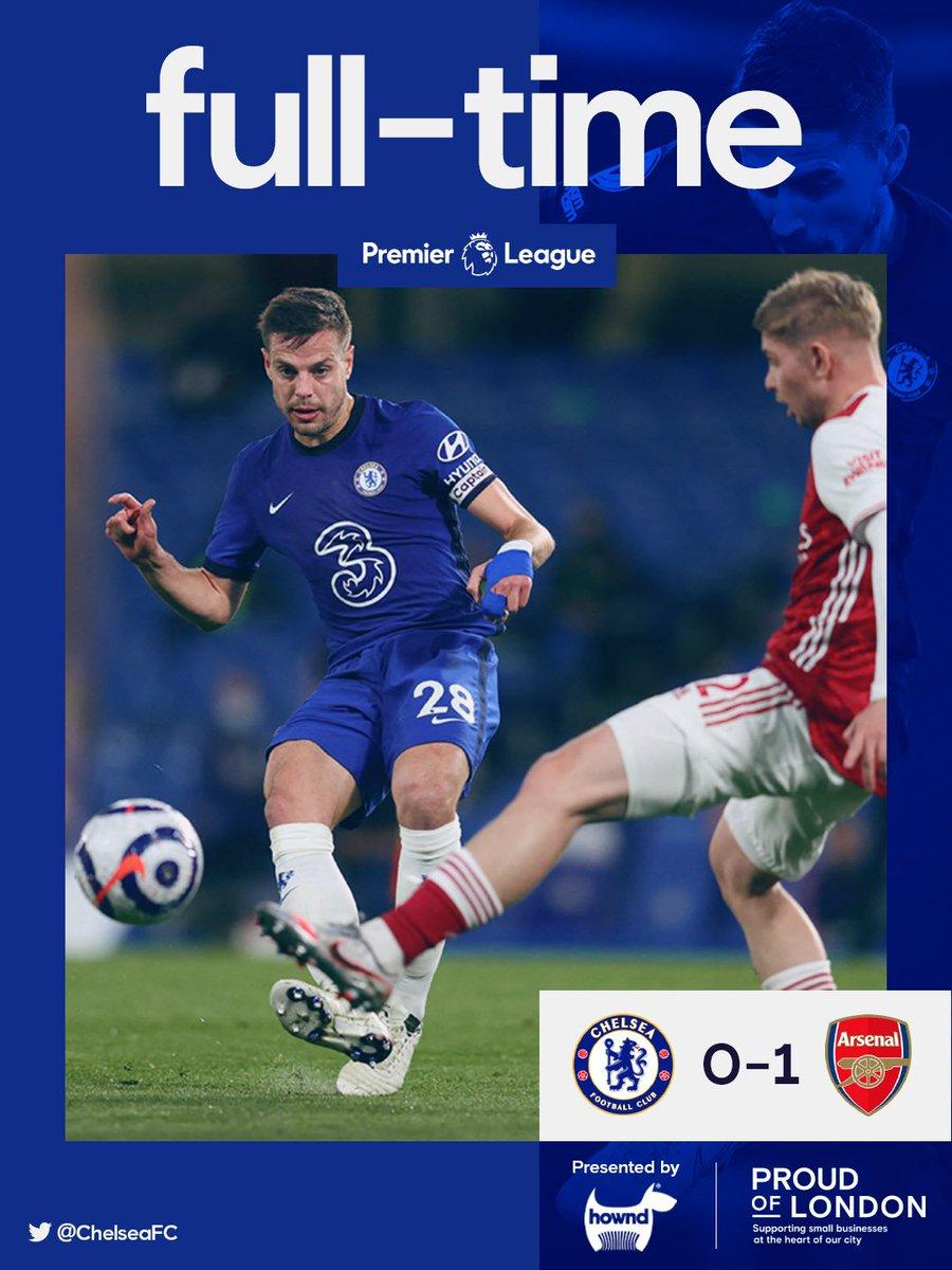 All over at Stamford Bridge.  #CHEARS https://t.co/rKTiyVpxb7