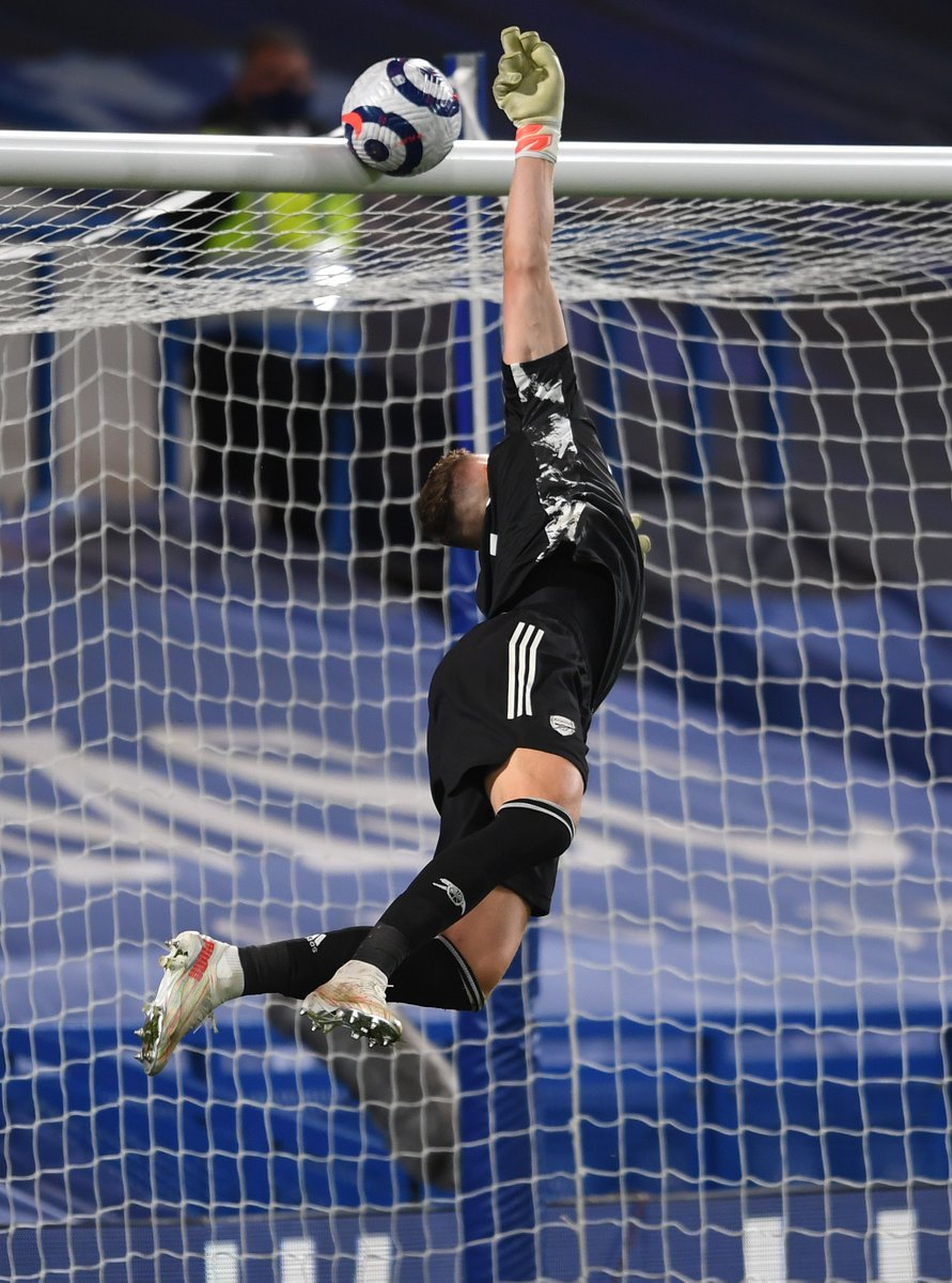 @Arsenal's photo on Leno