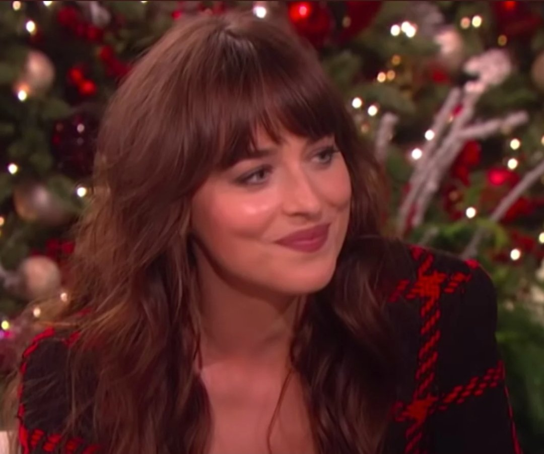 I already know that I'm not the first, second, or third person to post Dakota Johnson as a response to this news, and yet... https://t.co/VxlxRhzu7w https://t.co/Rv8g46NiHt