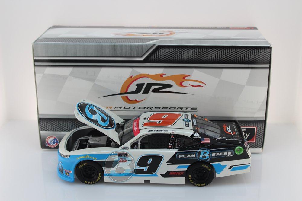 Lionel Racing Brett Moffitt 2020 Plan B Sales 1:64 Nascar Diecast