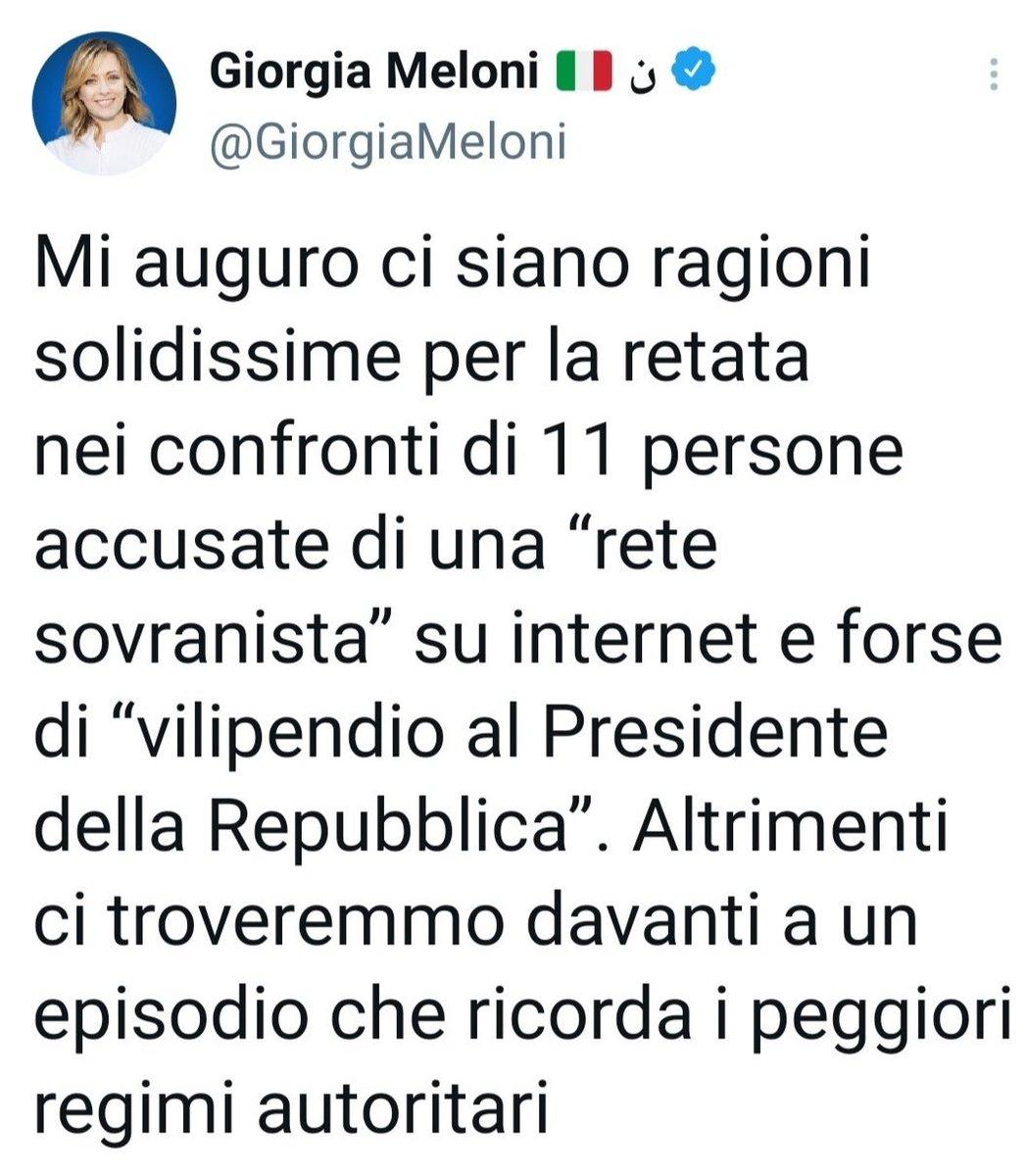 #laPeggiore_DESTRA_diSempre