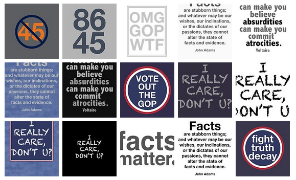 For #antiTrump and anti-#CorruptGOP #Resistance #apparel, #Stickers, and #Accessories visit #SplashingHoney via #redbubble at      RT #Resist The #GQP! #VoteBlue2022!✊🇺🇸🌊