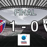Image for the Tweet beginning: 🔴FINAL DEL PARTIDO⚪️  ⚽️ @SDHuesca 1