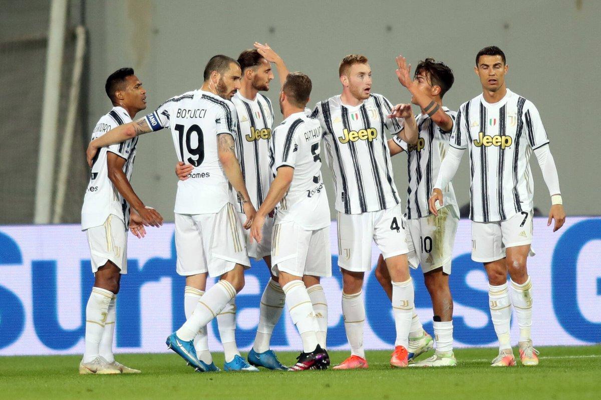 Xem lại bóng đá Sassuolo vs Juventus, Serie A – 13/5/2021